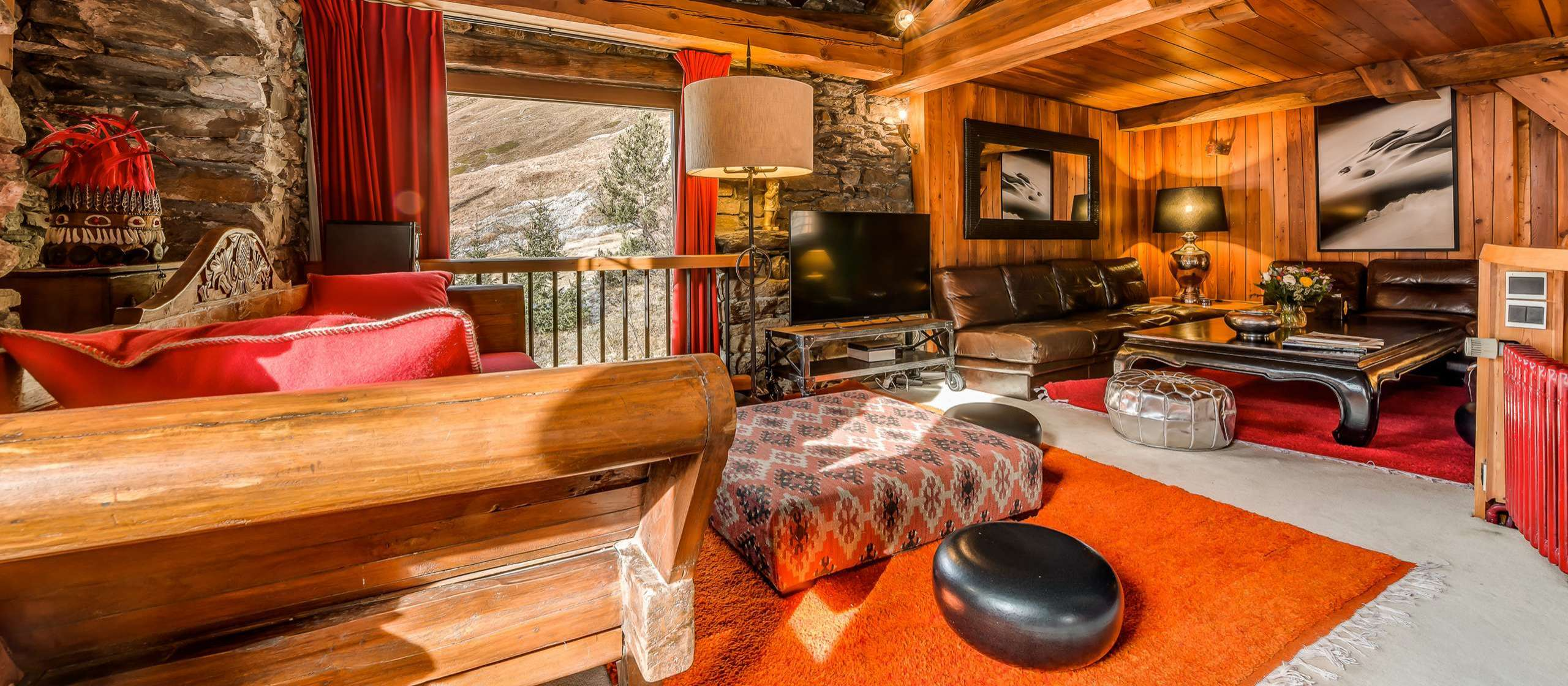 chalet espace killy